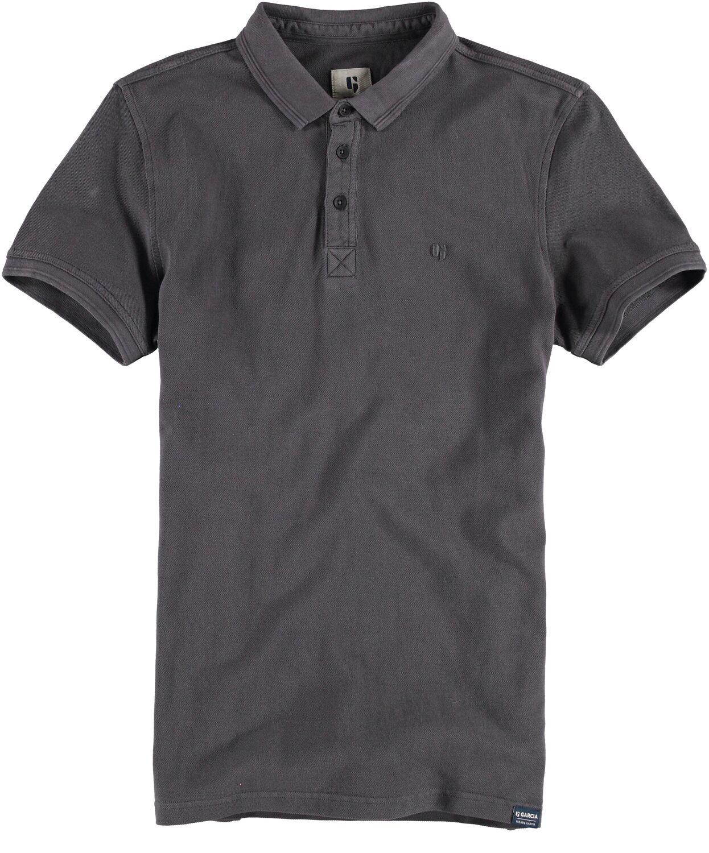Πόλο T-shirt ανδρικό Garcia Jeans (GS010310-3295-SLATE-GREY)